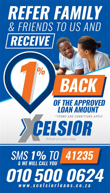 xcelsior loans